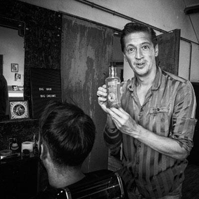 Persoonlijke zorg bij Barber Murck in Ede
